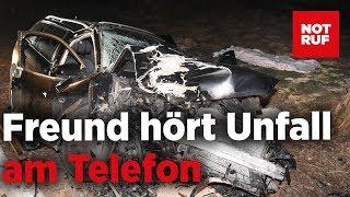 Frau stirbt bei Baum-Crash – Ihr Freund hört Todes-Crash am Telefon