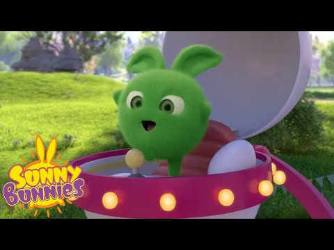 Cartoons For Children | SUNNY BUNNIES - HAPPY EASTER | New Episode | Season 3