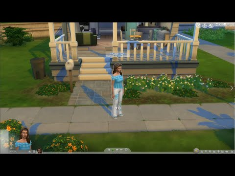 Sims 4: Discover University Let's Play! - Part 1 - Creating Alayna Applegate |