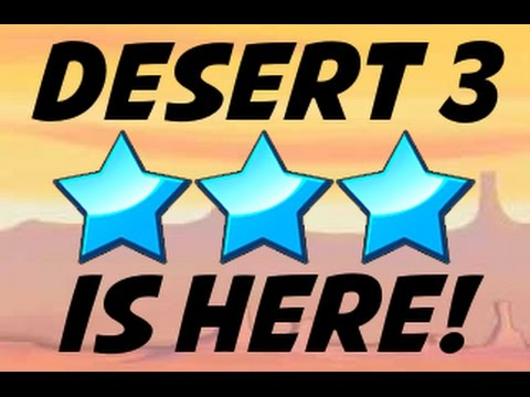 DESERT 3 [1-8] ★★★ | EASY GUIDE | NEW UPDATE! 7.2.1 (iOS)
