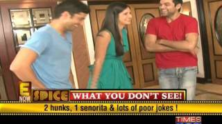 Laugh out loud with Kat, Farhan & Abhay