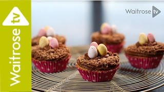 Easter cupcake decorating ideas - interactive video - Waitrose
