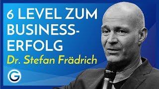 An welchen Hürden Selbstständige scheitern – und wie du sie überwindest // Dr. Stefan Frädrich