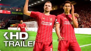 FIFA 20 Gameplay Features Trailer (2019)