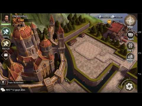 Era of Empire War and Alliance ANDROID Gaming #2