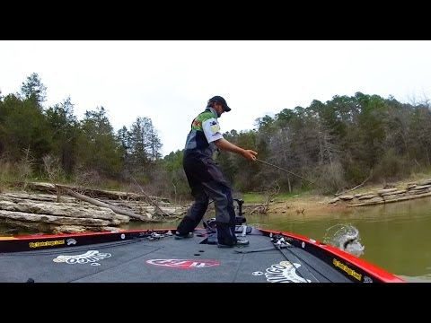 iON: Matt Arey closes it out on Beaver Lake