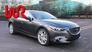 2017 Mazda6 Grand Touring - Pov Test Drive (Binaural Audio)