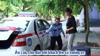 Lái xe taxi group phục vụ khách hàng - tình huống 2.1 đúng