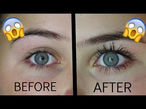 Thumbnail: How To Grow Your Eyelashes In 1 Day!