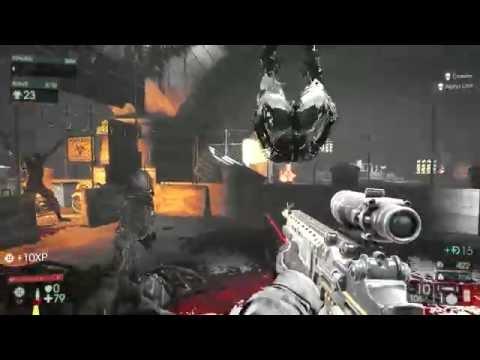 Killing Floor 2: HoE Hostile Grounds Solo Sharpshooter Long Game w/Hans