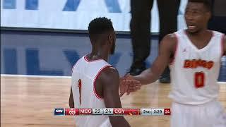 2018 U SPORTS Men's Basketball Final 8 SF#1 MCGILL vs. CALGARY