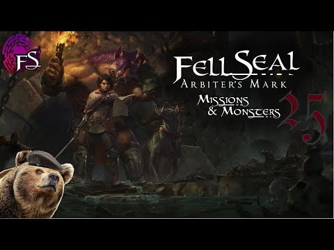 """Enter The Arena, Part 1.2"" Fell Seal: Arbiter's Mark [Mission & Monsters DLC] - Episode 25 