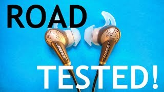 Road Tested! Bose QuietComfort 20i Headphone Review After 4 Years Of Use