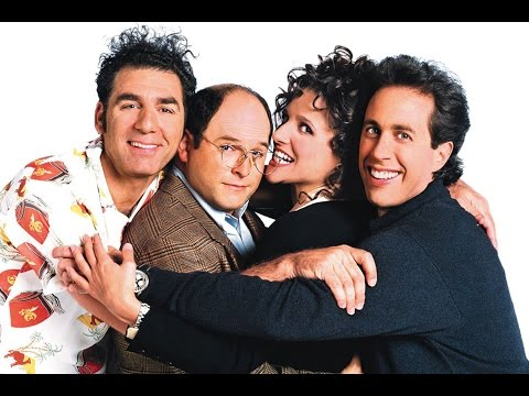 Top 5 Seinfeld Episodes