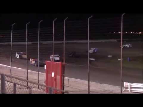 IMCA Sport Mods @ Lubbock Speedway 6-5-15