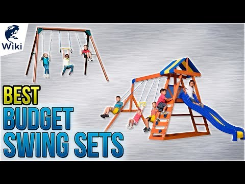 8 Best Budget Swing Sets 2018