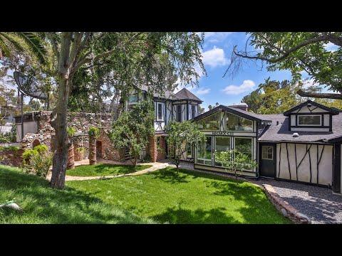 The Legendary Zappa Estate in Laurel Canyon - Williams & Williams