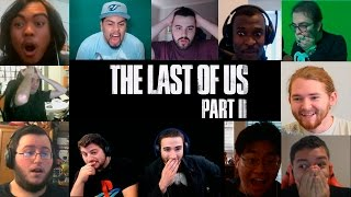 The Last of Us 2 — Compilation Live Reactions (2016)