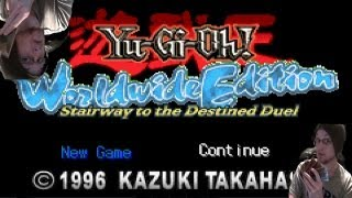 Yu-Gi-Oh- Worldwide Edition - EXODIA! -Episode 11 (Stairway To The Destined Duel)