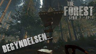 THE FOREST - Begyndelsen - Sæson 2 - Episode 1 - [Dansk gameplay]