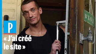 Piotr Pavlenski : «J'ai ouvert le site» qui a provoqué le retrait de Benjamin Griveaux