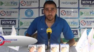 Tüpraş Business Cup İzmir Basın Toplantısı