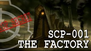 "SCP-001: O5 - ""The Truth About SCP-001"" (Remake)"