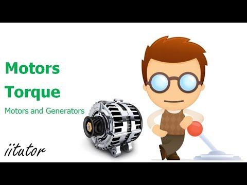 √ Motors and Torque | Motors and Generators | iitutor