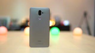 Huawei Mate 9 مراجعة جهاز