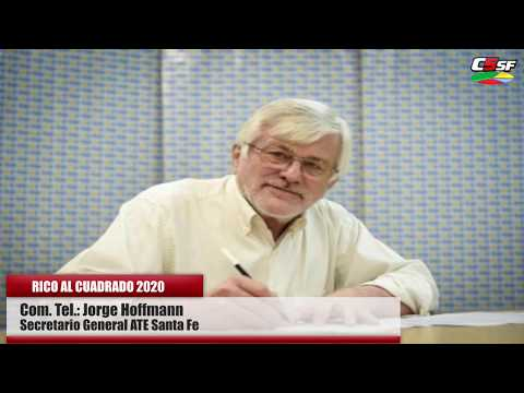 Hoffmann de ATE: Que no se deprecie el salario es la primera meta