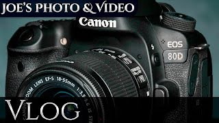 Canon EOS 80D: Sample 1080p 60 FPS HD Video Footage