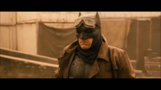 Batman v Superman ultimate edition (fan-made) trailer