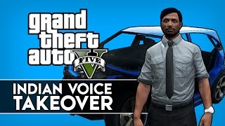 "GTA 5 Online Indian Voice Takeover #17 ""DRIVING INSTRUCTOR RAJESH"" (GTA 5 Next Gen Voice Trolling)"