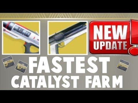 FASTEST CATALYST FARMING METHOD!! UPDATED