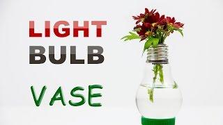 Video Light Bulb Vase - Nice Idea download MP3, 3GP, MP4, WEBM, AVI, FLV Juni 2018