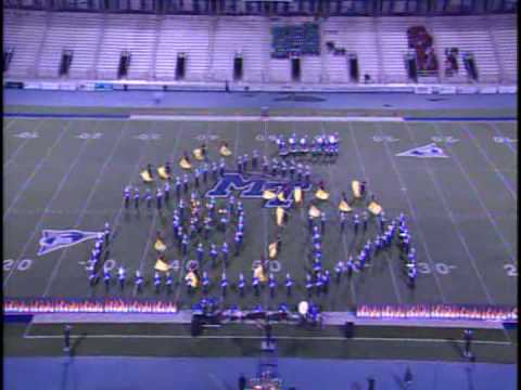 McGavock Marching Band 2009
