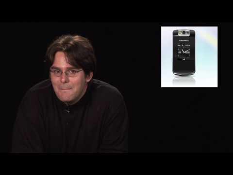 BlackBerry Pearl Flip 8220: Hands-On