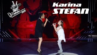 Karina Stefan & Andra - Iubirea schimba tot Finala VRJ 2017