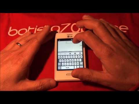 Video Recensione LG Optimus L3 II da batista70phone