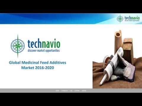Global Medicinal Feed Additives Market 2016-2020