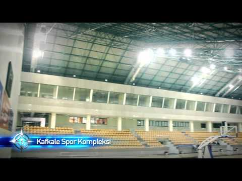 Space Frame System İstanbul Kafkale Sport Complex