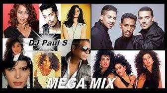 Freestyle MegaMix - (DJ Paul S) - Judy Torres / TKA / Sa-Fire / Cheree - (DJ Paul S)