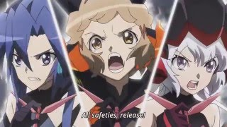 【MAD】RADIANT FORCE【Mazinger,Getter,Symphogear,tengen toppa,gaogaigar,Gaiking,Digimon】