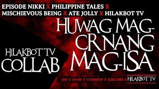 Tagalog Horror Story - HUWAG MAG-CR NANG MAG-ISA (Call Center Ghost Story) || HILAKBOT TV COLLABS