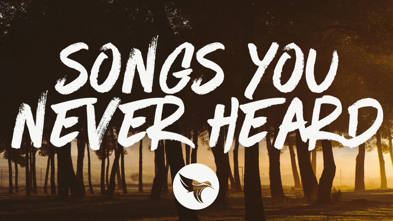 Luke Bryan - Songs You Never Heard (Lyrics)