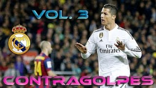 Contragolpes Real Madrid 2014/2015 Vol.3 [HD]