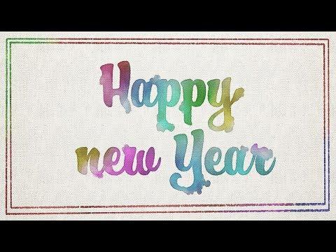 Happy New Year 2019 Whatsapp Status Video, Shayari, Quotes, Wishes, Wallpaper, Celebration, Images