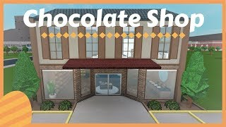 ROBLOX | Welcome to Bloxburg: Chocolate Shop