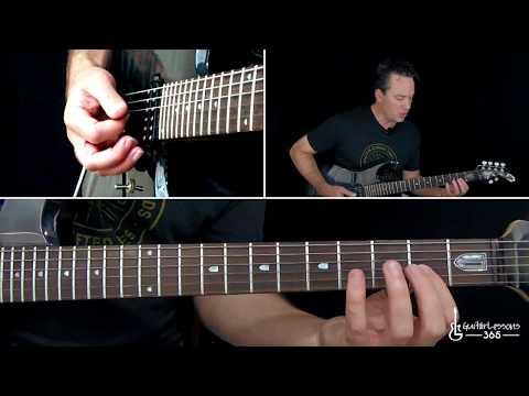 Metallica - The Four Horsemen Guitar Lesson (Chords/Rhythms)