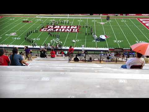 Ellender Memorial High School 2017 Louisiana Showcase of Marching Bands